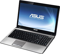 Asus K53SV-SX144D Notebook