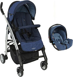Graco Fusio Travel Sistem