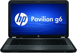 HP Pavilion g6-1215et A9H79EA Notebook