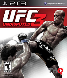 THQ UFC Undisputed 3 PS3