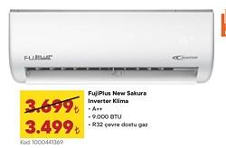 FujiPlus New Sakura FP-09NS A++ 9000 BTU Duvar Tipi Klima