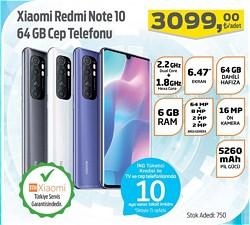 Xiaomi Redmi Note 10 64 GB