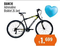 Bianchi Adrenaline 26 Jant 21 Vites Erkek Dağ Bisikleti