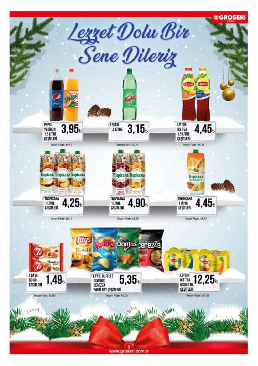 1 - 31 Aralık  Groseri Market Aktüel Vitrin Aralık 2019 - 4