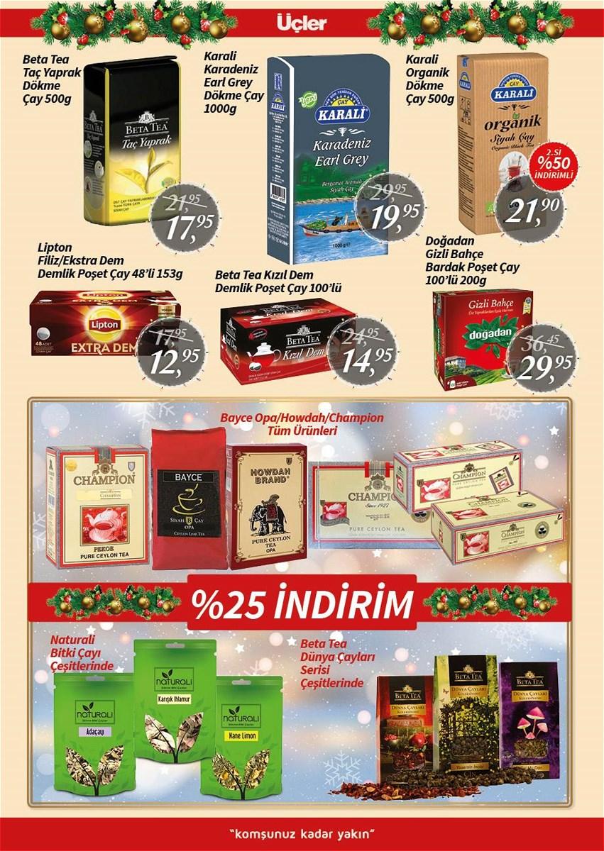 2 - 21 Aralık Üçler Market Aktüel İndirim Broşürü - 11