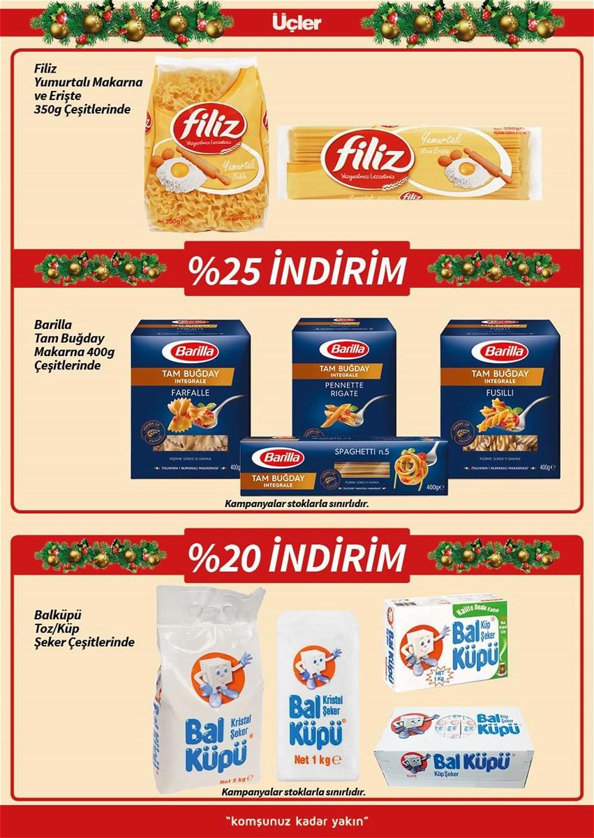 2 - 21 Aralık Üçler Market Aktüel İndirim Broşürü - 17