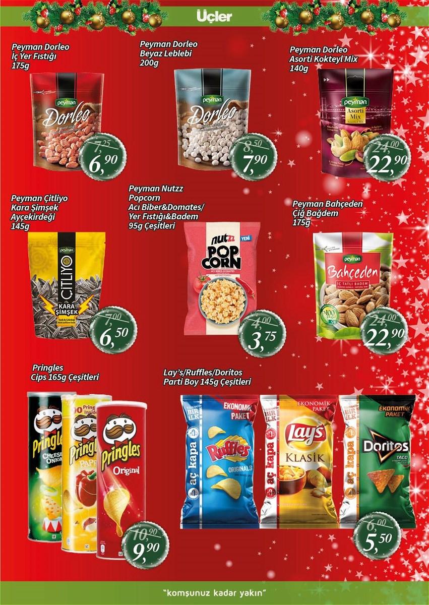 2 - 21 Aralık Üçler Market Aktüel İndirim Broşürü - 4