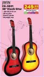 JWIN Cg3801 Klasik Gitar
