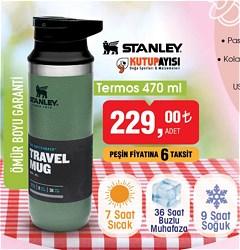 Stanley Klasik Trigger-Action 0.47 lt Seyahat Bardağı