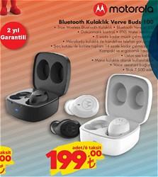 Motorola Verve Buds 100 Kablosuz Kulak içi Bluetooth Kulaklık
