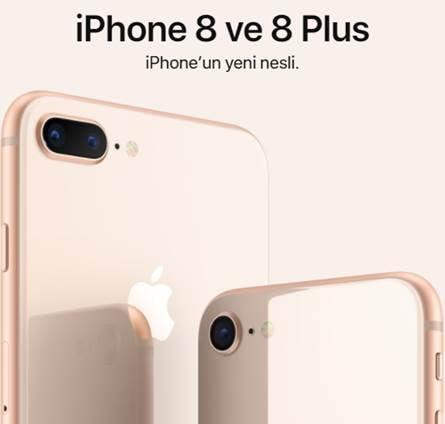 iphone 8 Plus s takip