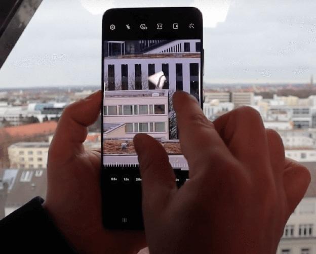 Samsung Galaxy S20 Plus Kamera