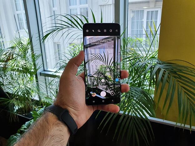 Samsung Galaxy S20 Ultra Kapasite