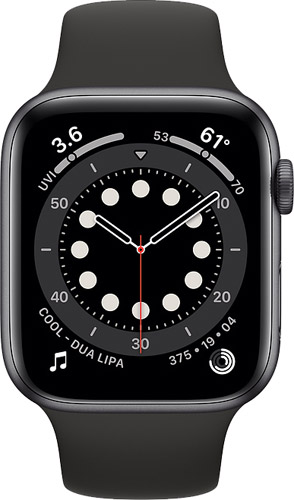 Apple Watch Series 6 GPS 44 mm Akıllı Saat Ürün Resmi