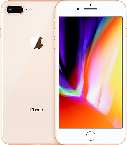 iPhone 8 Plus 128 GB Ürün Resmi
