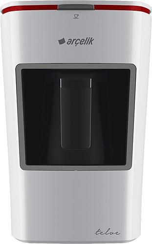 Arçelik K 3300 Mini Telve Beyaz Türk Kahve Makinesi