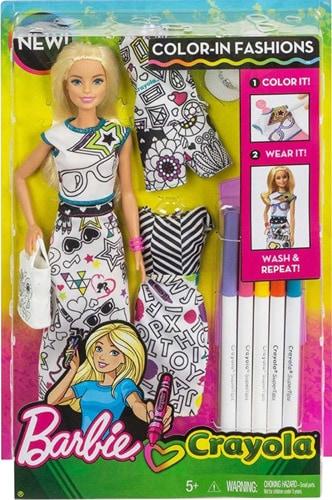 Barbie Ile Kıyafet Tasarla Oyun Seti Fiyatları özellikleri Ve