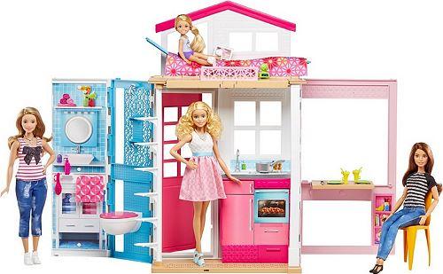 Barbie Yeni Portatif Evi Oyun Seti Fiyatları özellikleri Ve