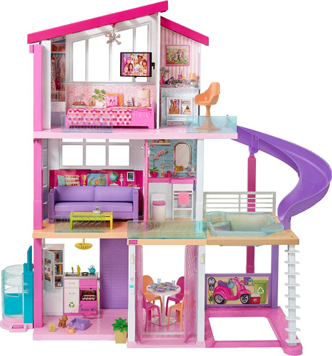 barbie yeni ruya evi fhy73