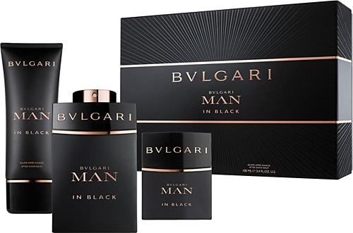 17ab09a219c Bvlgari Man In Black EDP 100 ml + EDP 30 ml + After Shave Balm 100 ...