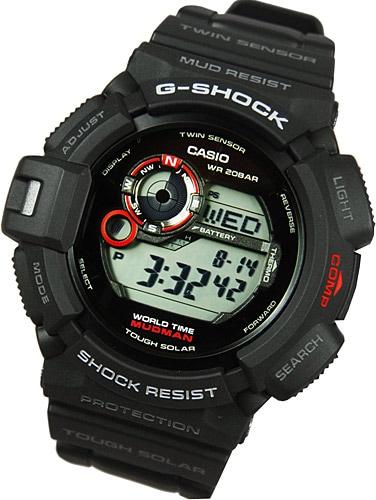 Casio G-9300-1DR Erkek Kol Saati Ürün Resmi 6c183e400a1c