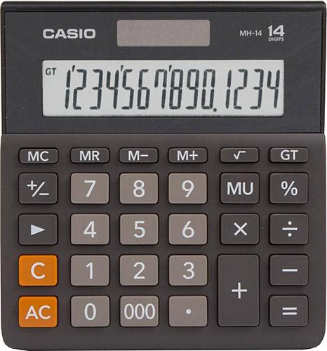 Casio MH-14 Masaüstü Hesap Makinesi Fiyatları, Özellikleri ve Yorumları | En Ucuzu Akakçe