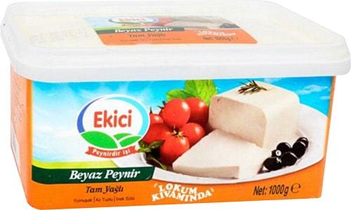 Ekici Tam Yağlı 1 Kg Beyaz Peynir Fiyatları özellikleri Ve