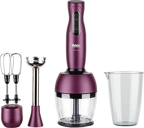 fakir lucca violet 1000 w blender seti