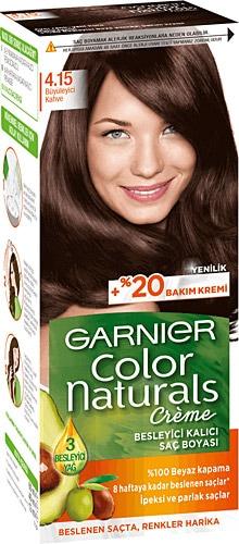 Garnier Color Naturals 4 15 Buyuleyici Kahve Sac Boyasi Fiyatlari