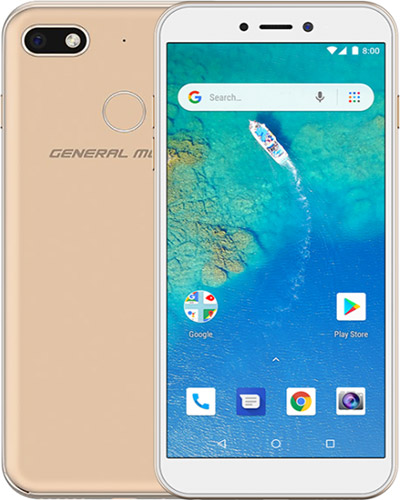 general mobile gm 8 go 16 gb