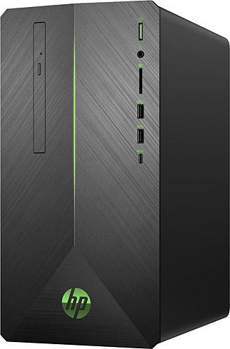 da7a7da5b1e11 HP Pavilion Gaming 790 5XN68EA i7-8700 8 GB 1 TB RX 580 Masaüstü Bilgisayar