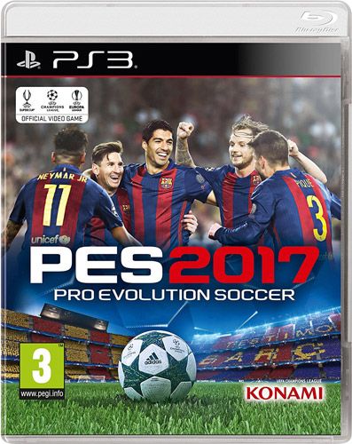 Pes 2018 Ps3 Pkg Download