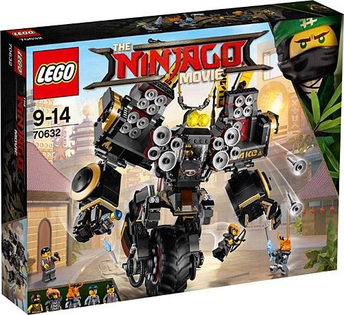 Lego Ninjago 70632 Deprem Makinesi Fiyatları özellikleri Ve