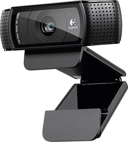 Logitech C920 960-001055 Mikrofonlu PC Kamera