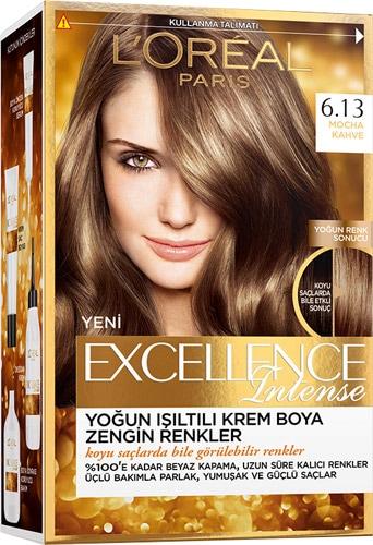Loreal Excellence Intense 6 13 Mocha Kahve Sac Boyasi Fiyatlari