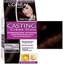 Loreal Paris Casting Creme Gloss 323 Bitter Cikolata Sac Boyasi