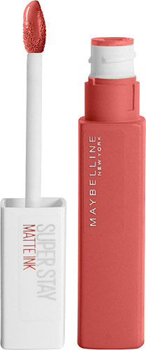 Maybelline Super Stay Matte Ink City Edition Lipstick 130 Self