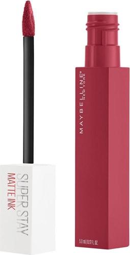Maybelline Super Stay Matte Ink Liquid Lipstick 80 Ruler Ruj