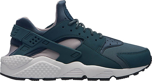 hot sale online 8d469 c1ded Nike Air Huarache Run Yeşil Kadın Spor Ayakkabı