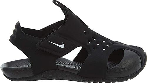 1f281f7fa01659 ucuz Nike Sunray Protect 2 (td) 943827-001 Siyah Bebek Çocuk Terlik ve  Sandalet