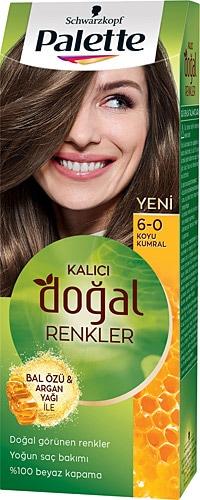 Palette Dogal Renkler 6 0 Koyu Kumral Sac Boyasi Fiyatlari