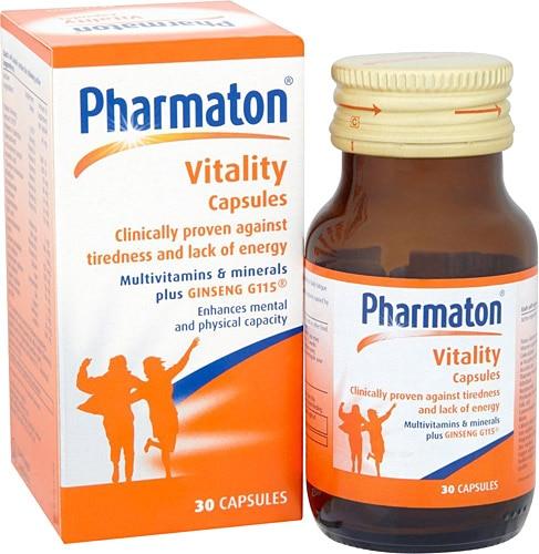 Pharmaton 30 Kapsul Fiyatlari Ozellikleri Ve Yorumlari En Ucuzu Akakce