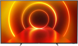 "Philips 50PUS7805 4K Ultra HD 50"" 127 Ekran Uydu Alıcılı Smart LED Televizyon"