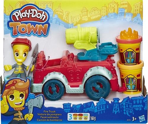 Play Doh Town Itfaiye Arabası Oyun Hamuru Fiyatları özellikleri Ve