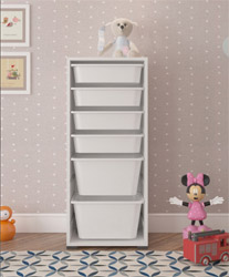 montessori oyuncak dolaplari trofast