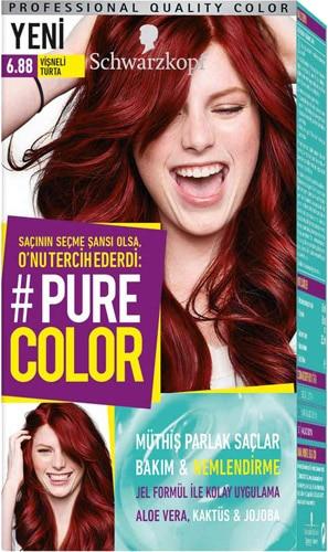 Pure Color Kizil Sac Boyasi Fiyatlari Ozellikleri Ve Yorumlari