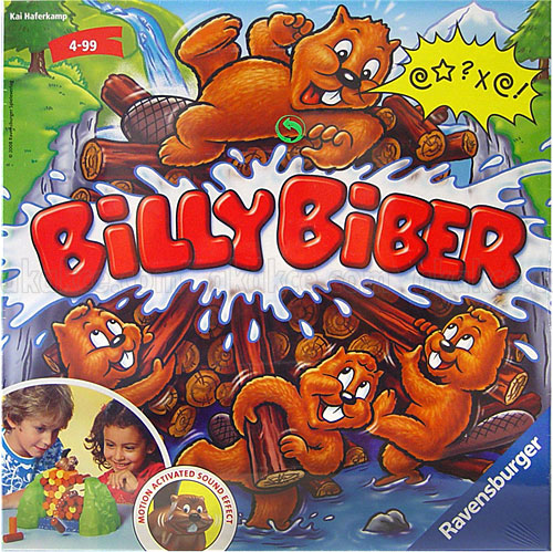 Billy Biber Ravensburger