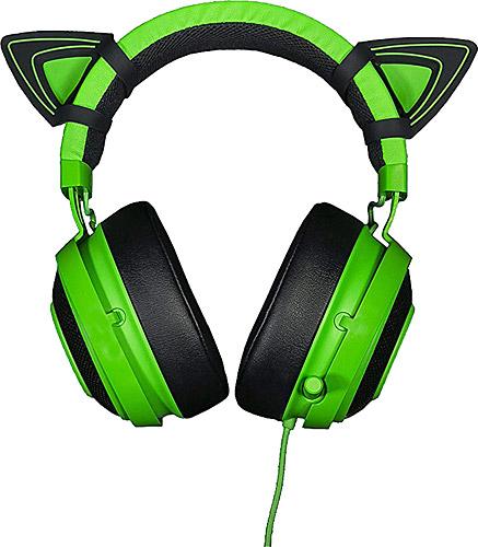 2896c1c363b Razer Kitty Kraken Yeşil Mikrofonlu Oyuncu Kulaklığı Fiyatları ...