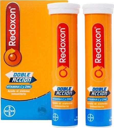 Redoxon C Vitamini D Vitamini Cinko Uclu Etki 20 Efervesan Tablet Fiyatlari Ozellikleri Ve Yorumlari En Ucuzu Akakce