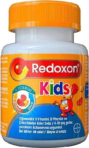 Redoxon Kids 60 Cignenebilir Tablet Fiyatlari Ozellikleri Ve Yorumlari En Ucuzu Akakce
